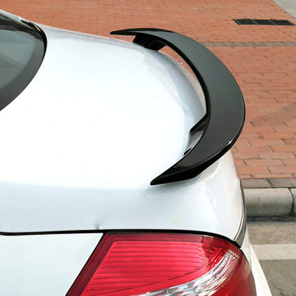 Length 128 cm RDX Trunk lid Spoiler black