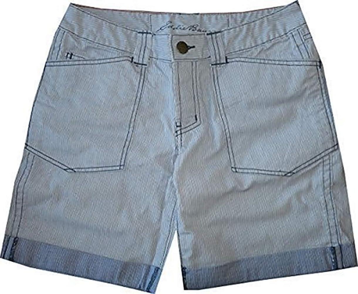 Shorts Pantalones cortos vaqueros Mujer de Eddie Bauer - algodón ...