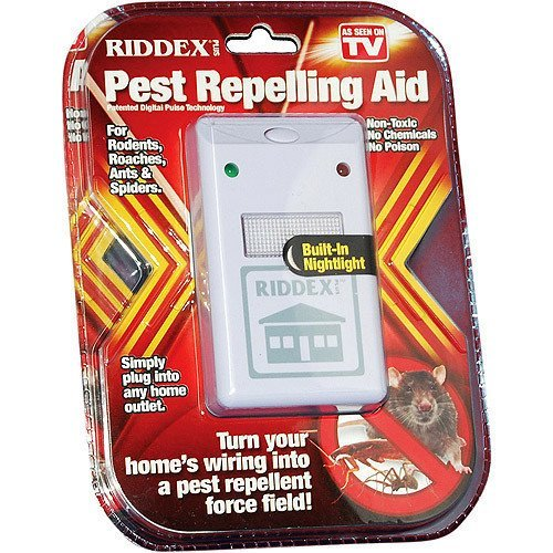 Riddex Plus, As Seen On TV Pest Repelling Aid by CoslolCos ()