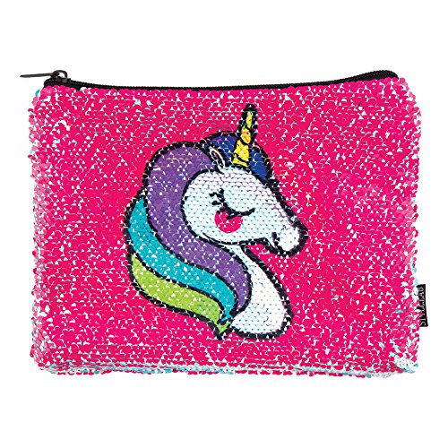 Style.Lab Unicorn/Rainbow Magic Sequin Reveal Pouch by Style.Lab (Image #2)
