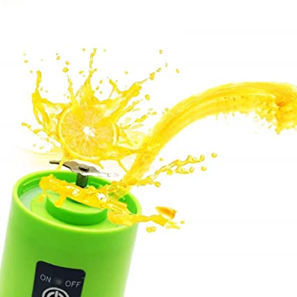 Panihari Juice Blender Machine | USB juicer Bottle Blender Mixer | Fruit Juice Maker | Fruit juicer | Fruit juicer for Soft Fruits Solid Product