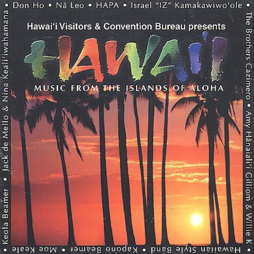 Hawaii: Music From The Islands Of Aloha by live a little