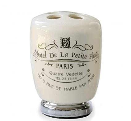 Royal Bath Lu0027Hotel De Paris Ceramic Toothbrush Holder (5u0026quot; ...