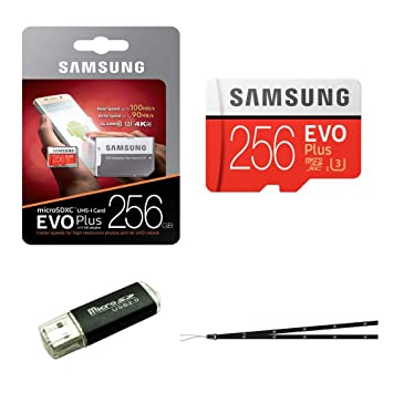 Samsung EVO Plus - Tarjeta de Memoria para Samsung Galaxy S8 ...