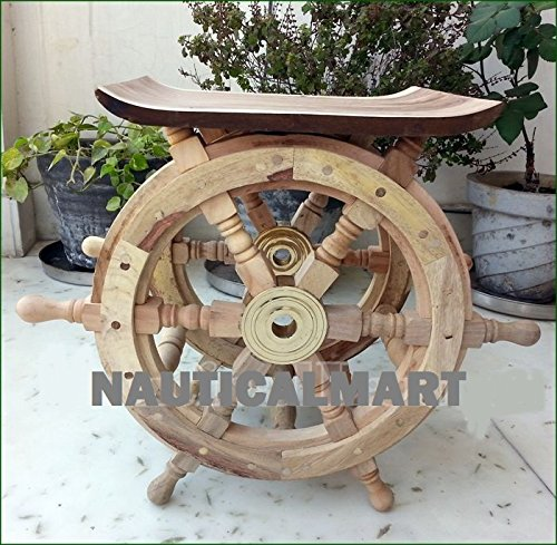 Decorative天然木製真鍮18