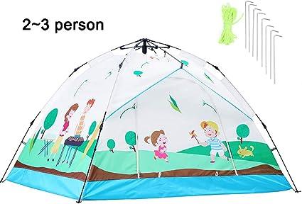 Zelt Kinder Outdoor, Spielhaus Pop Up Spielzelt Kinder
