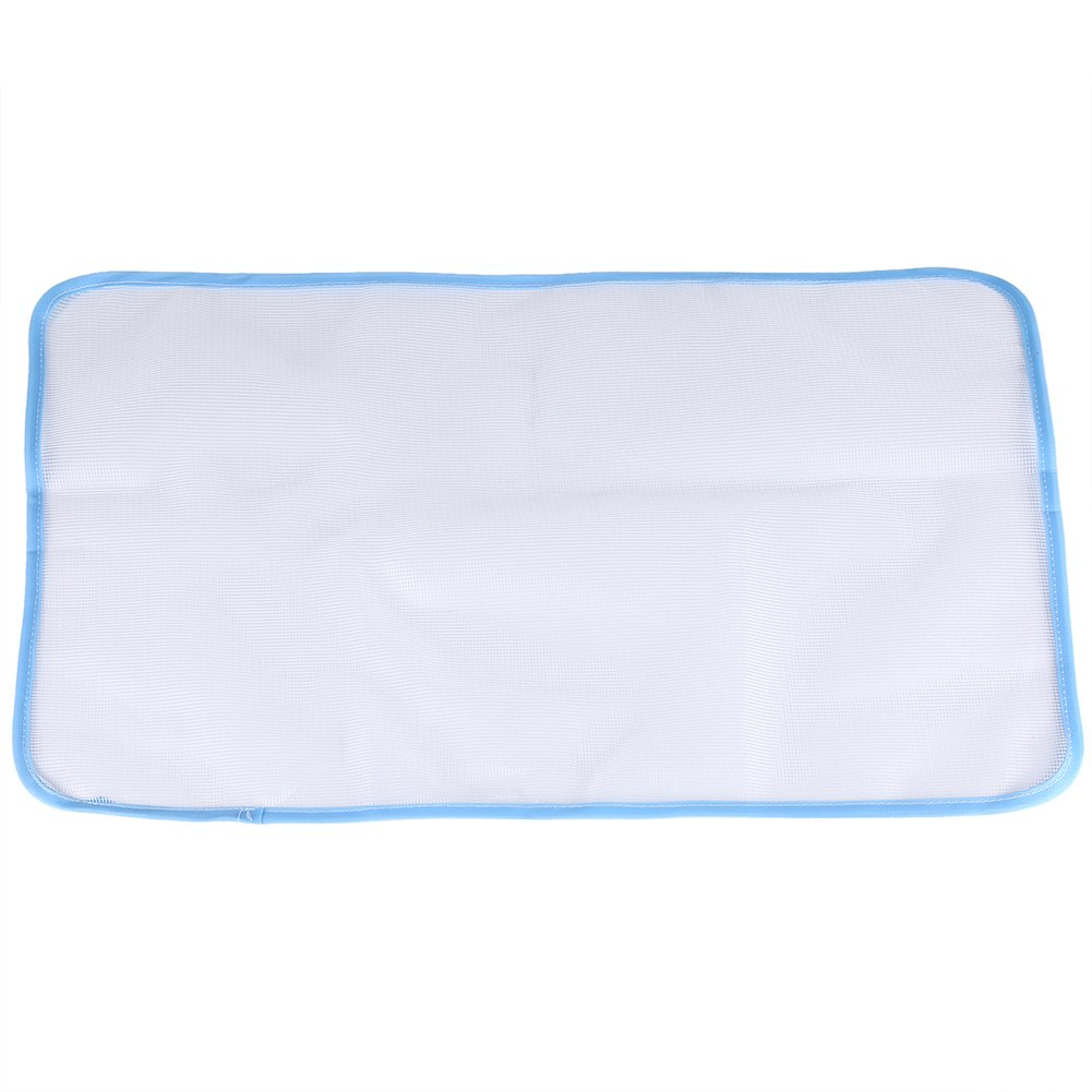 Asixx Heat Insulating Pad, High Temperature Ironing Anti Skid Anti Scouring Ironing Heat Insulation Pad Household Protects Delicate Fabrics from Shine and Scorching(3550CM)
