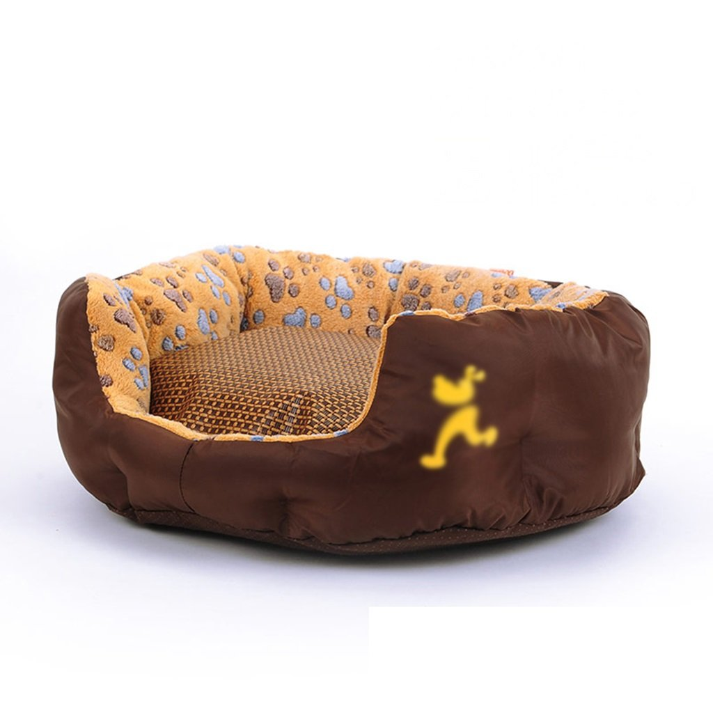 Upgrade Section X-Small Upgrade Section X-Small Pet bed Washable Oxford cloth waterproof dog cave (color   Upgrade section, Size   XS)