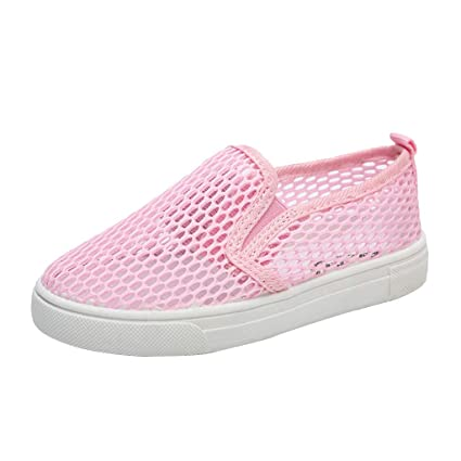 ee6a0c3f6edef Amazon.com: Toponly Casual Sneakers Baby Boys Girls Comfortable ...