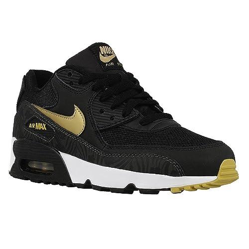 Nike Air Max 90 Mesh Gs amazon shoes bianco Da corsa