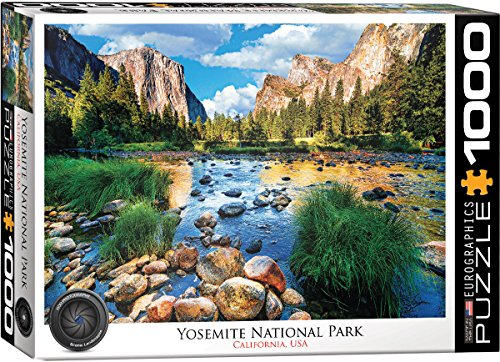 Price comparison product image EuroGraphics Yosemite El Capitan Puzzle (1000 Piece)