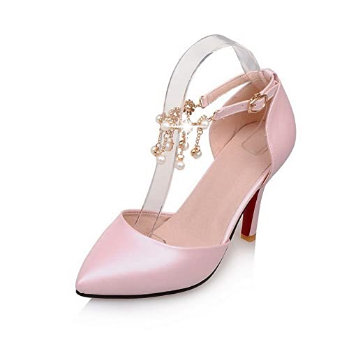 By Shoes , Sandali Donna, rosa (Rose), 40