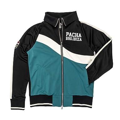 PACHA - Chaqueta Deportiva Shibuya Oficial Estilo Sport para ...