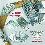 EZBUILDER EZ Shed 70187 Peak Style Instant Framing