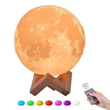 Nuit De LampImpression Lampe Eonant 3d Moonlight Lunaire P08Ownk