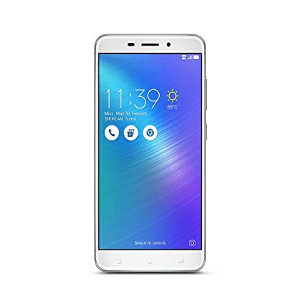 ASUS ZenFone 3 Laser 5 5-inch Glacier Silver [ZC551KL] Laser auto-focus,  13MP Rear / 8MP Front camera, IPS FHD display, 2GB RAM, 32GB storage