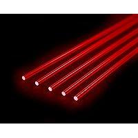 Nanoptics Ultra Super Flex - Fibra Bowsight de Repuesto (12 Pulgadas, 5 Unidades)