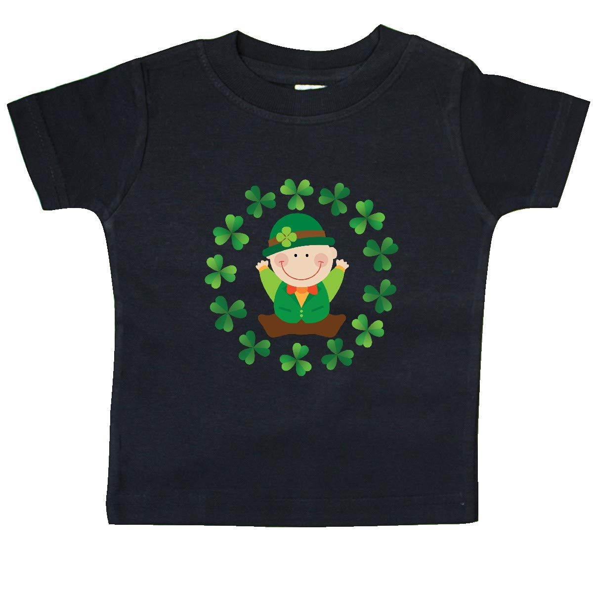 inktastic St Patricks Irish Leprechaun Baby T-Shirt