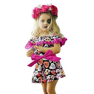 Amazon Com Halloween Baby Suit Toddler Baby Girls Cartoon Pumpkin