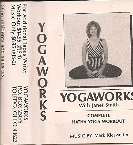 Yogaworks With Janet Smith  Complete Hatha Yoga Workout  Not A Cd    Audiotape Cassette  Yogaworks  Winterstone Music