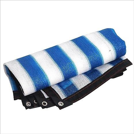 malla protectora solar adecuados para privacidad resistente a los rayos UV toldos Lona alquitranada Red de protección toldos de tela de lona múltiples tamaños pueden e toldos protección solar