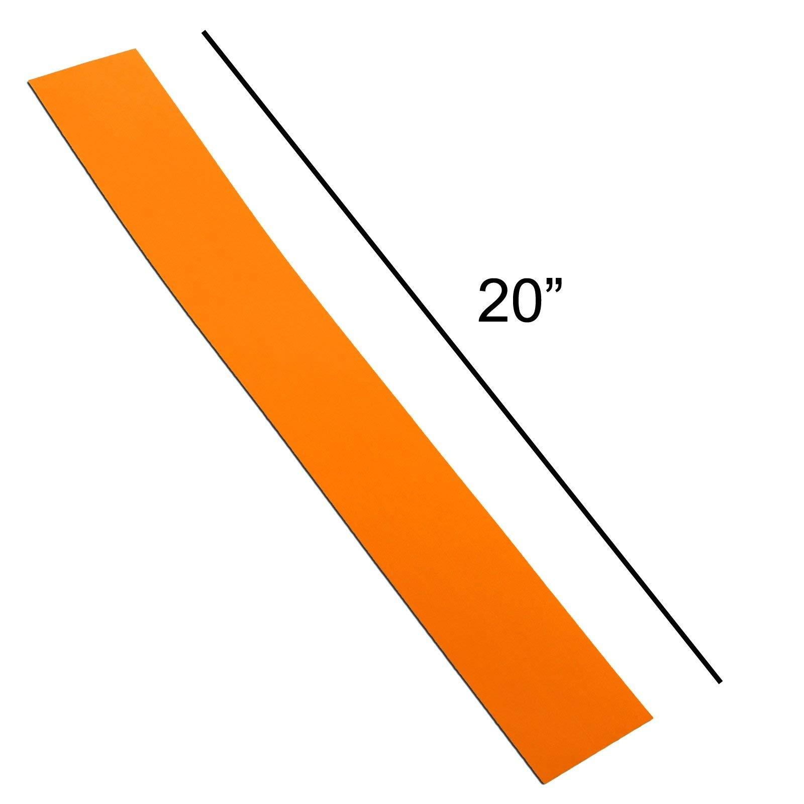 "Gear Aid Tenacious Tape Nylon Repair Tape for Fabric and Vinyl, 3"" x 20"", (Orange) by Gear Aid (Image #6)"