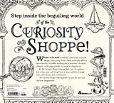 The Curiosity Shoppe Coloring Book: A Magical and