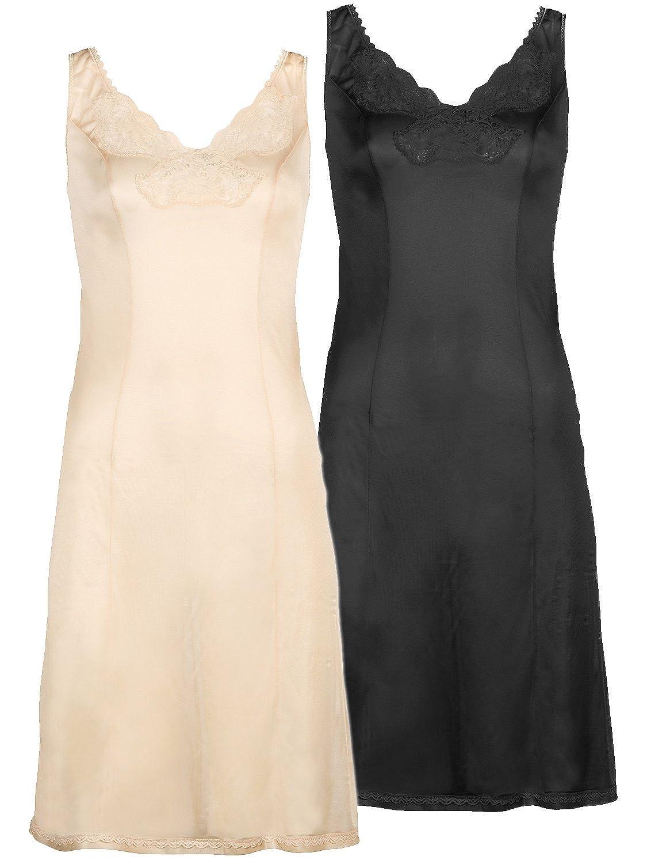 Cybele 2er Sparpack Damen Unterkleid 14235 Gr. 40-54