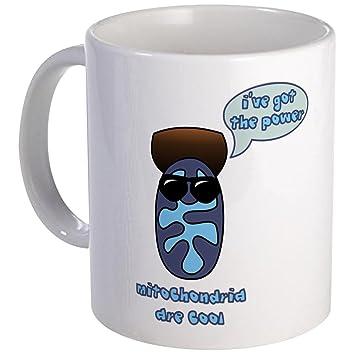 Amazon com: CafePress - Mitochondria Mug - Unique Coffee Mug, Coffee