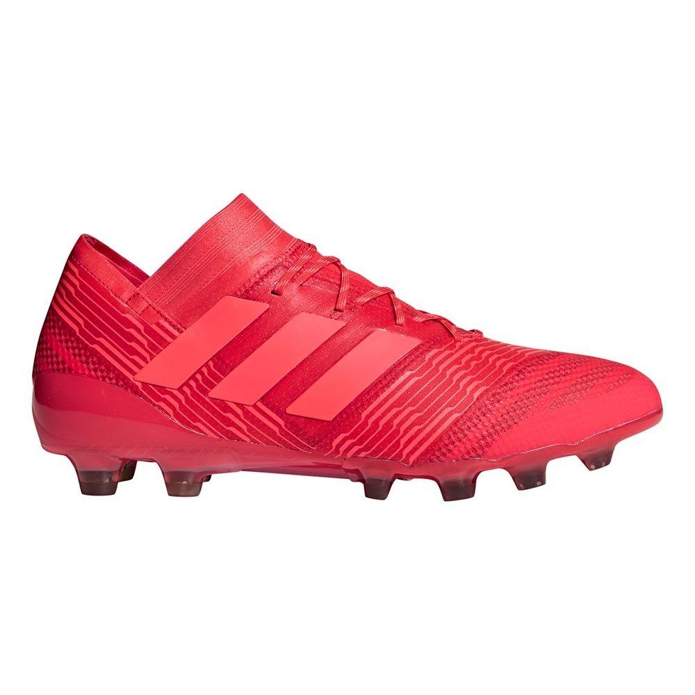 adidas(アディダス)サッカースパイクシューズ ネメシス 17.1 ジャパン HG CQ1959 リアルコーラル 27.0 B07B8K1B9W
