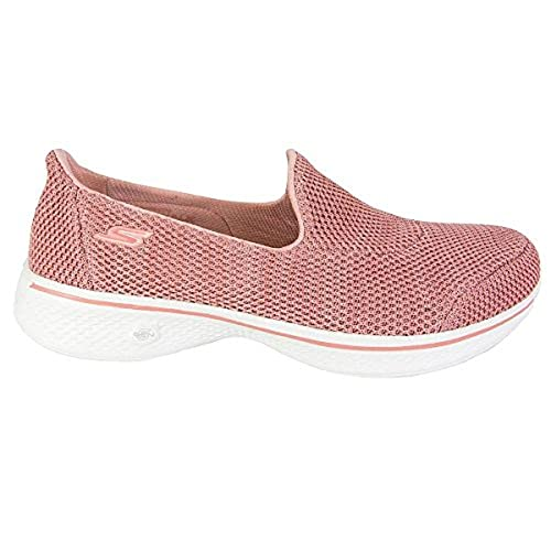 a8eec8f05dd Skechers Gowalk 4 Women s Shoes in Rose Pink