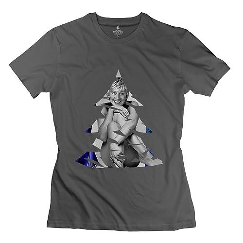 Women S Custom Made Ellen Degeneres 4 T Shirt Xxl Deepheather
