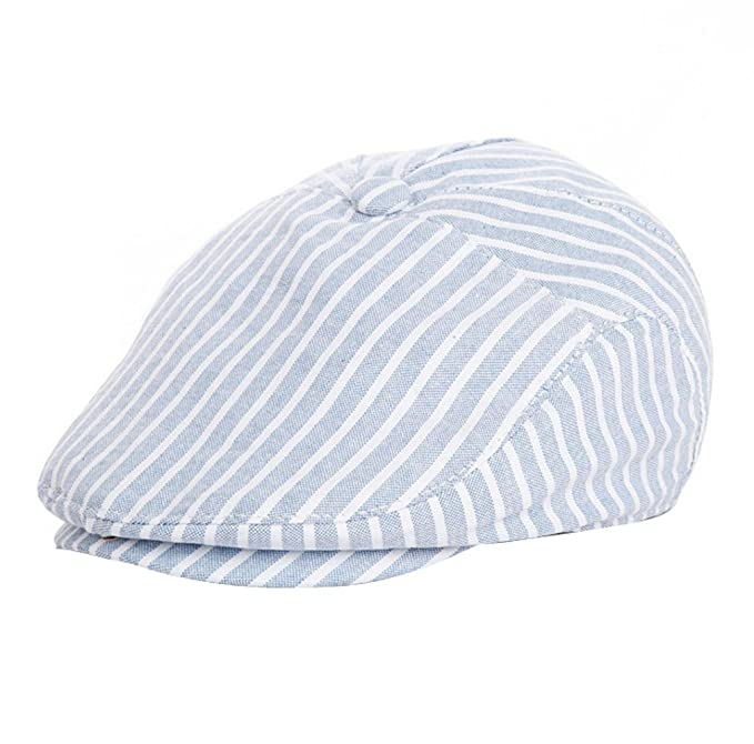 ACVIP Bambini Cotone Cappello con Visiera a Strisce b627428c3b46