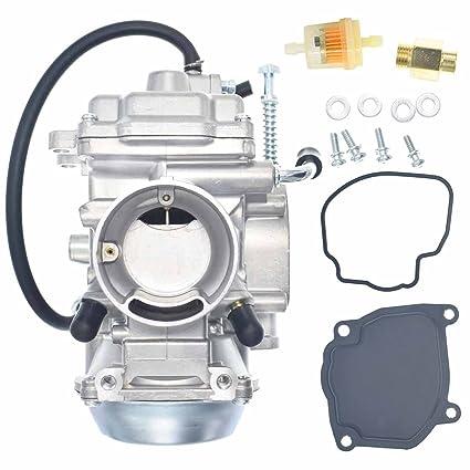 425 Polaris Wiring Diagram Block, Amazon Com New Carburetor 425 Fits Polaris Magnum X4 Atv Quad Carb  1998 Automotive, 425 Polaris Wiring Diagram Block