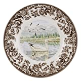 Spode 1597150 Woodland Snow Goose Salad Plate