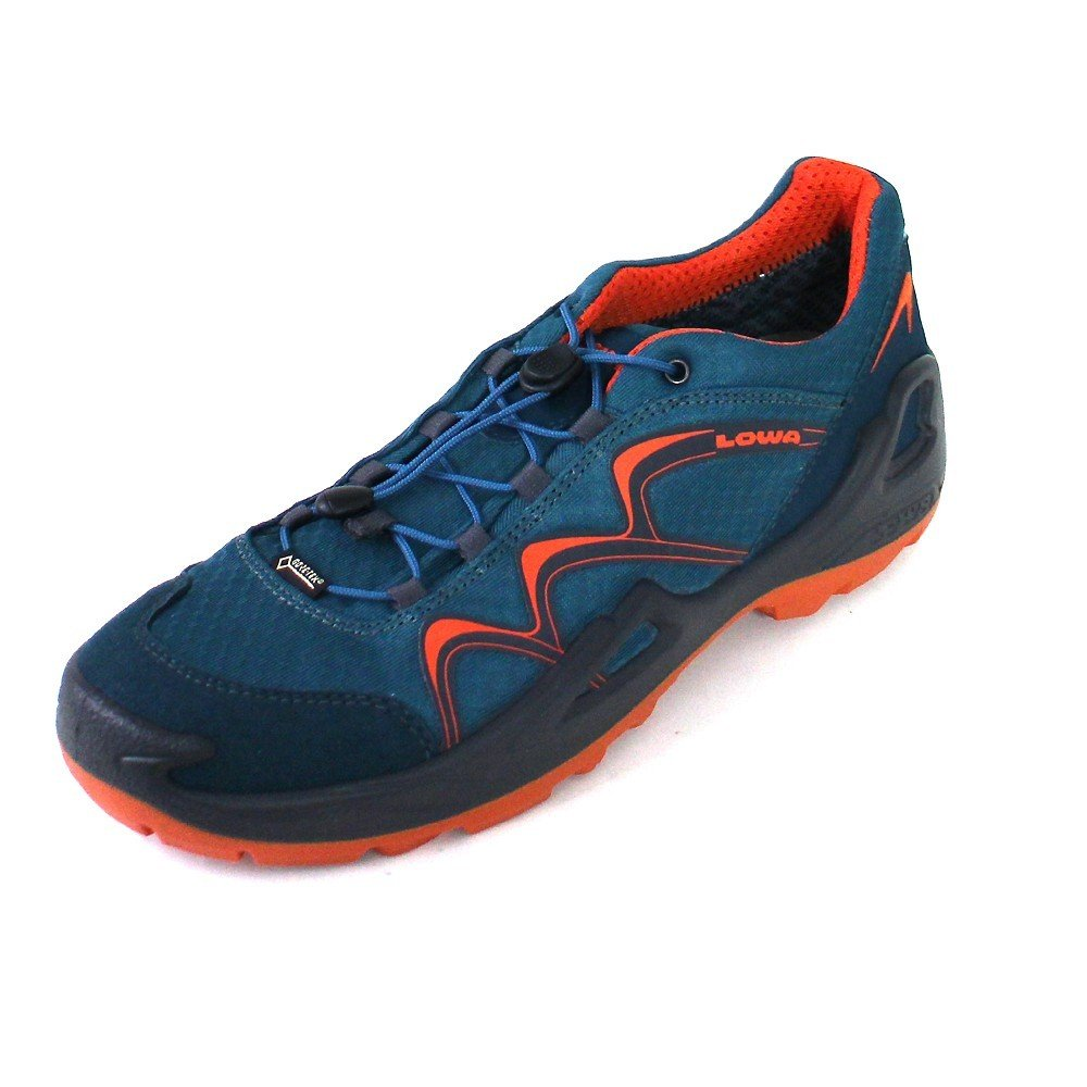 Lowa Damen Sportschuhe Innox GTX lo Jr 360150//7420 blau 200973