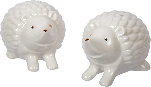 Luciano Housewares Cute Novelty Unicorn Salt and Pepper Shakers Set