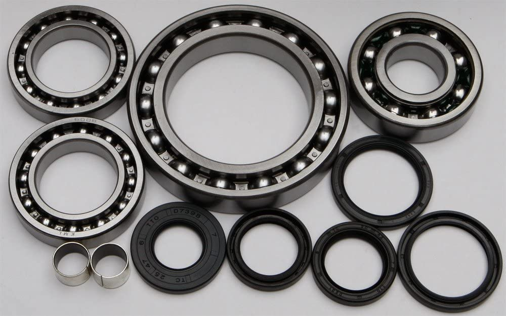 All Balls Front Differential Bearing and Seal Kit 25-2059 see list