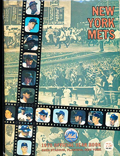 1970 New York Mets Yearbook