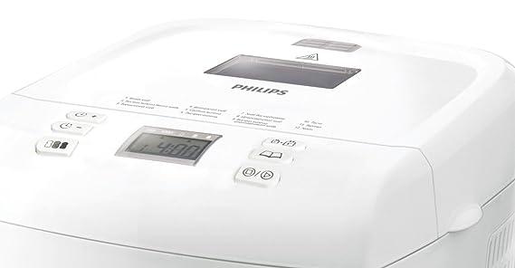 Philips HD9015 - Panificadora, con pantalla LCD, color ...