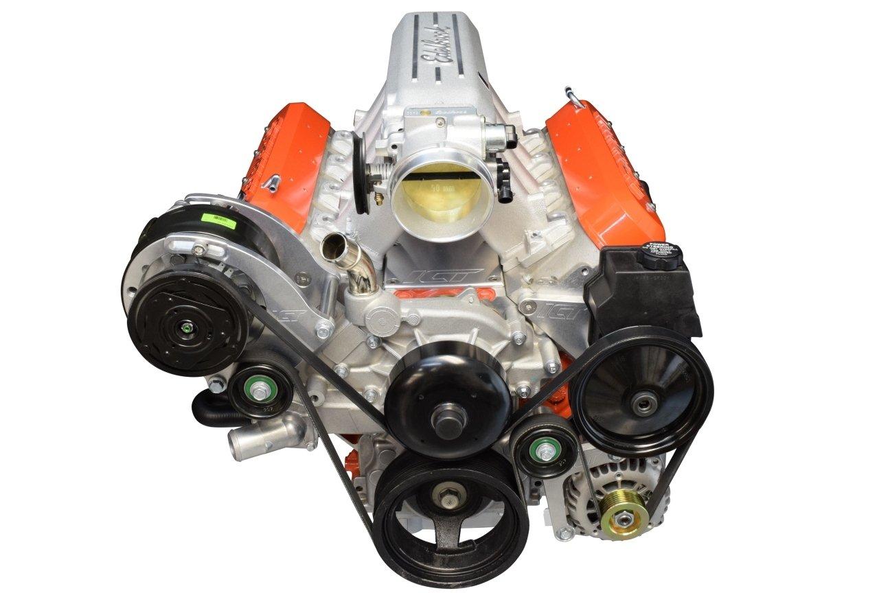 5.3L LS Truck Power Steering Bracket Kit for LS1 Camaro Pump swap 4.8 6.0 551523-3