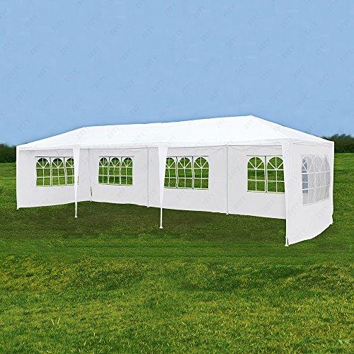 IPyramid 10u0027x30u0027 Canopy Party Wedding Tent Outdoor Gazebo Heavy Duty Pavilion Event  sc 1 st  Amazon.com & Wedding Canopies: Amazon.com