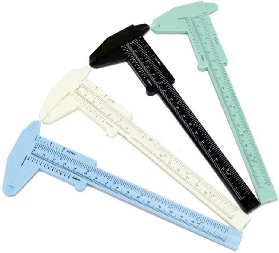 0,5 Messschieber Apertur Tiefe Durchmesser Messwerkzeug DIY-Werkzeug Holzbearbeitung Metallbearbeitung 150mm Monlladek 80