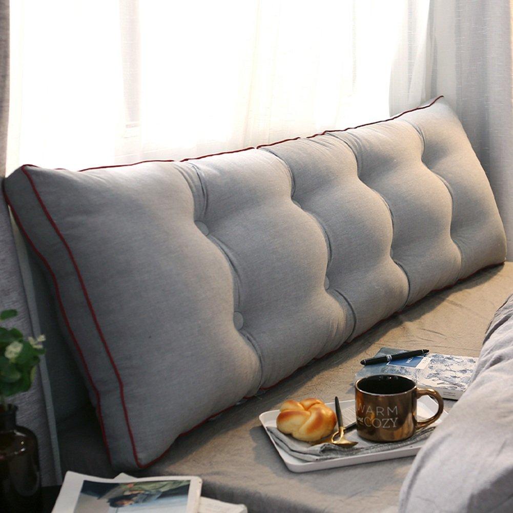 割引購入 ベッドサイド x クッション ベッドの背もたれ 20 バッククッション E 布製の枕 ウエストのサポート コットンフィリング ウォッシャブル シングル/ダブル ベッドルーム、 7種類の無地、 5サイズ 利用可能 (色 : E, サイズ さいず : 180 x 20 x 50cm) B07RKGVX9W E 180 x 20 x 50cm, 良飛無線TECH21:8ac9e509 --- szv-sport.ru