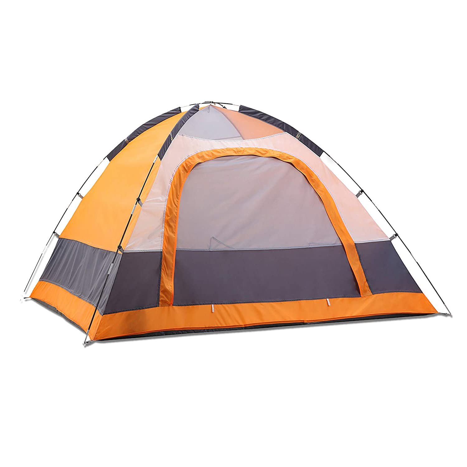 SEMOO Camping Tent Water Resistant 2-3 Person Lightweight with Carry Bag