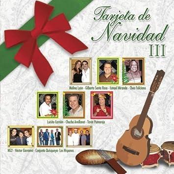Tarjeta De Navidad III by Tarjeta De Navidad (2006-11-28)