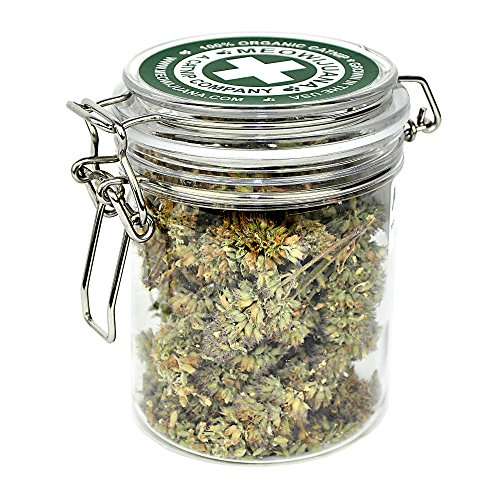 Meowijuana Catnip Buds Purple Passion, Large