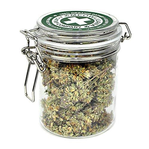 Meowijuana Jar of Buds - Large Jar (Cbd Flower)