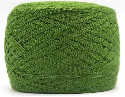Hilo de algodón, seis hilos de lana, hilo de algodón, lana ...