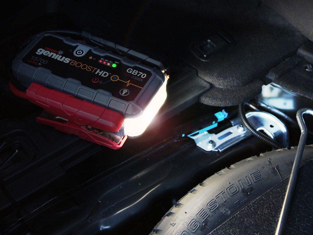 2000 Amp Front Runner UltraSafe Lithium Jump Starter